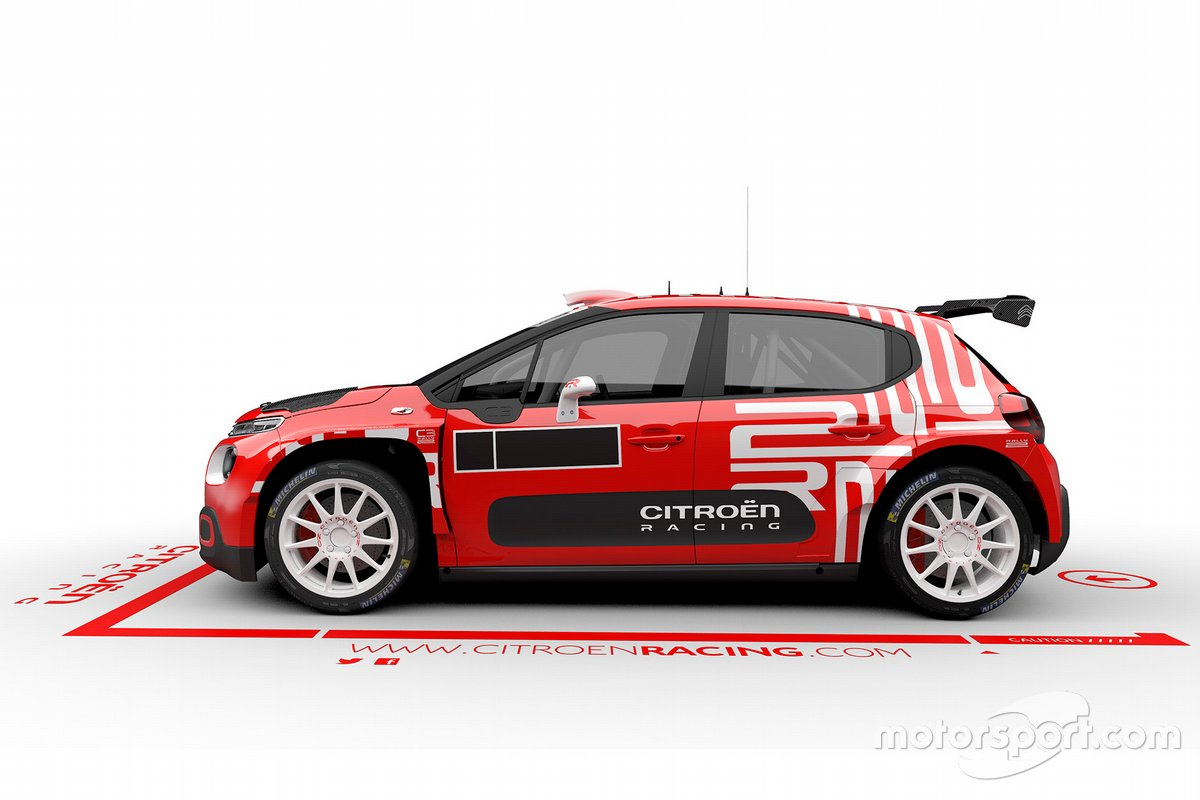 Citroën C3 Rally2