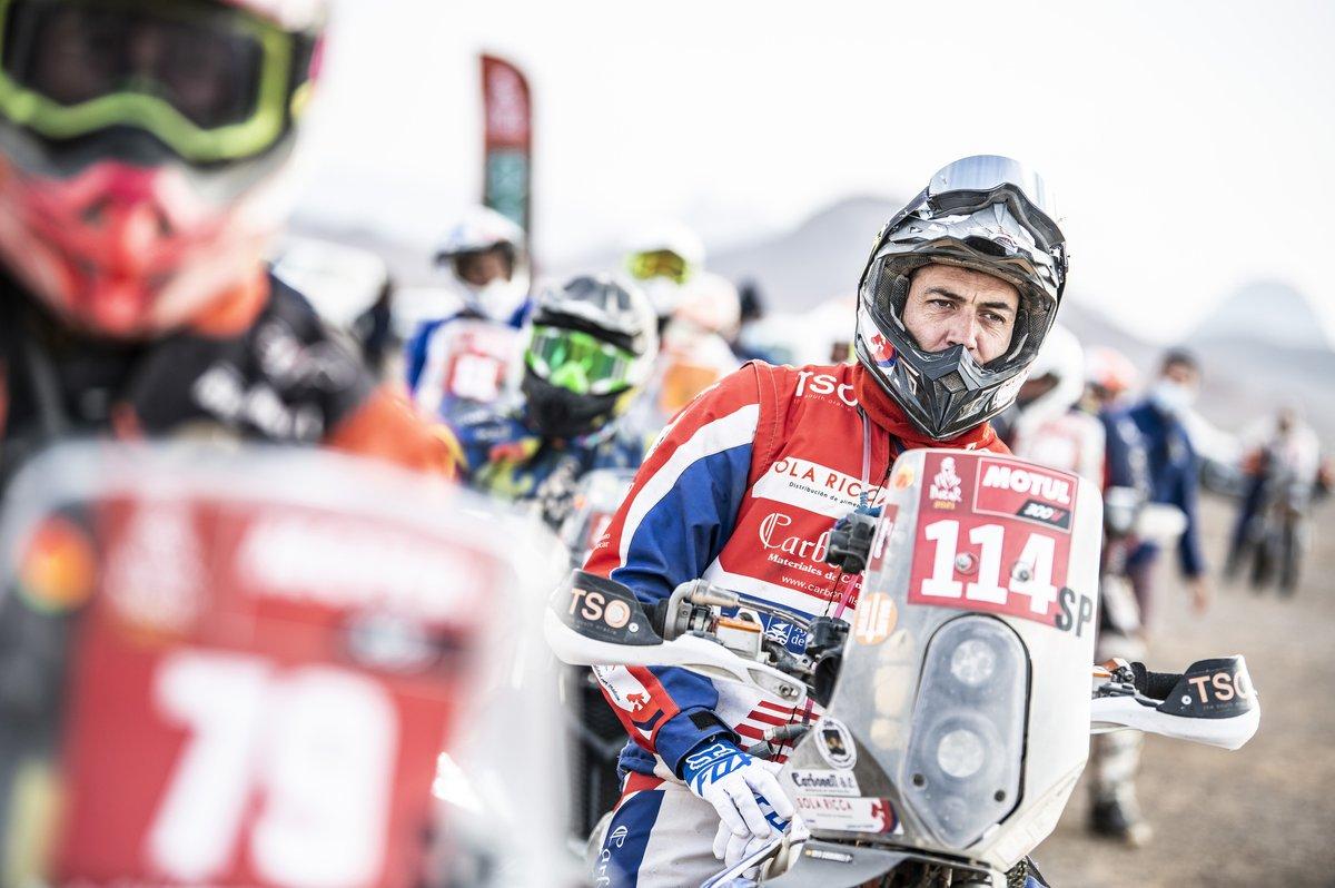 #114 Pikaeras Team KTM: Eladio Carbonell Mendez