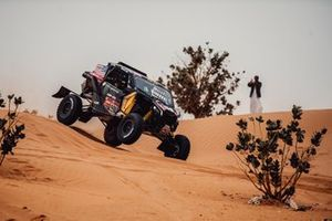 #408 Monster Energy Can-Am: Austin Jones, Gustavo Gugelmin