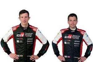 Элфин Эванс, Скотт Мартин, Toyota Gazoo Racing