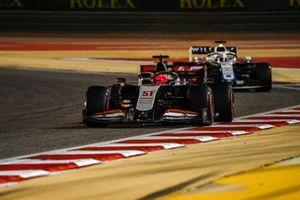 Pietro Fittipaldi, Haas F1 Haas VF-20, Jack Aitken, Williams FW43