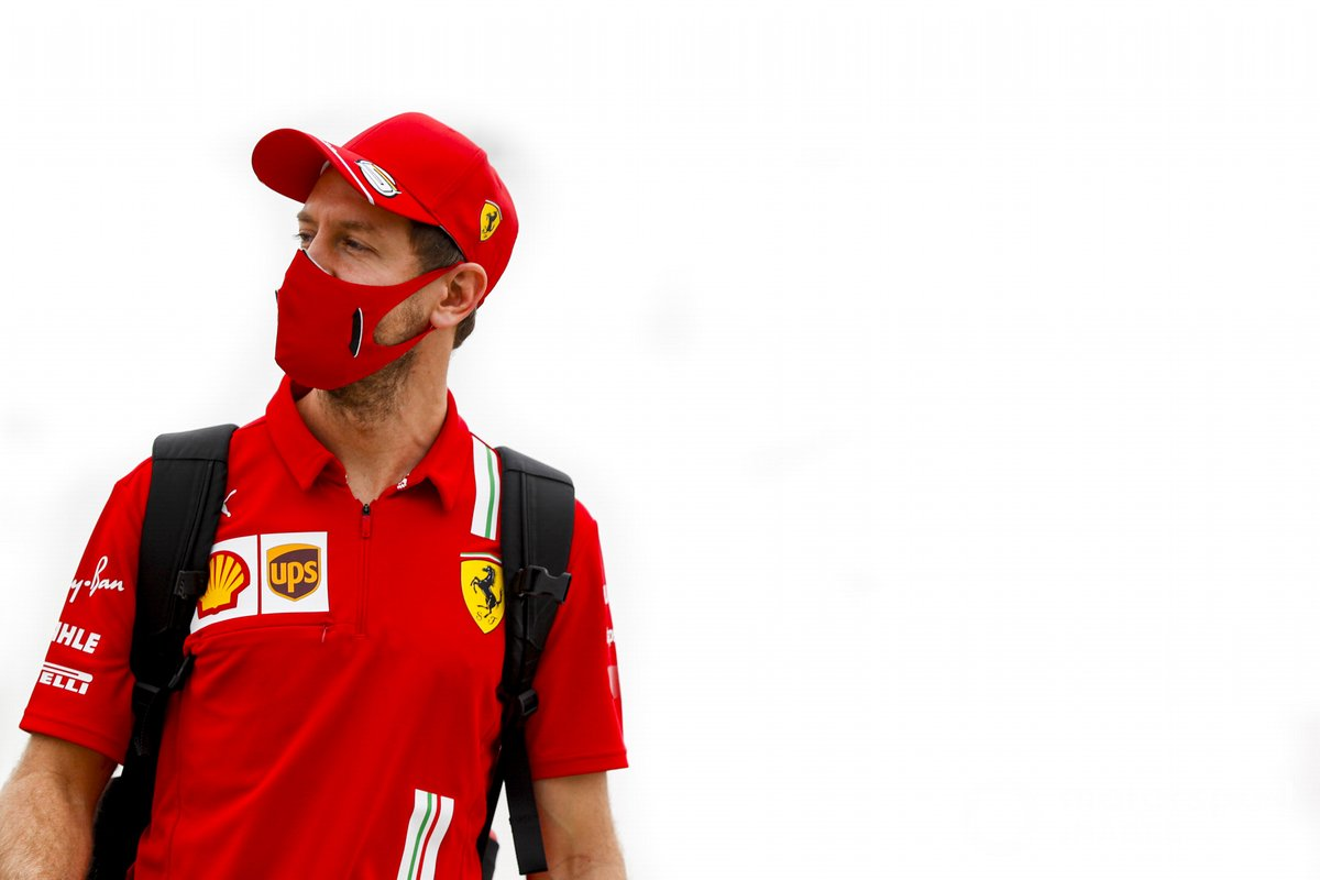 Racing Point/Aston Martin: Sebastian Vettel ha firmado para 2021