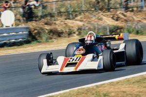 Kunimitsu Takahashi, Tyrrell 007 Ford