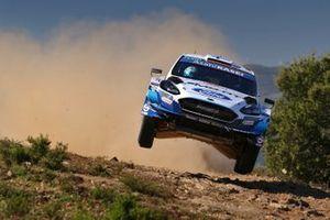 Teemu Suninen, Jarmo Lehtinen, Ford Fiesta RS WRC