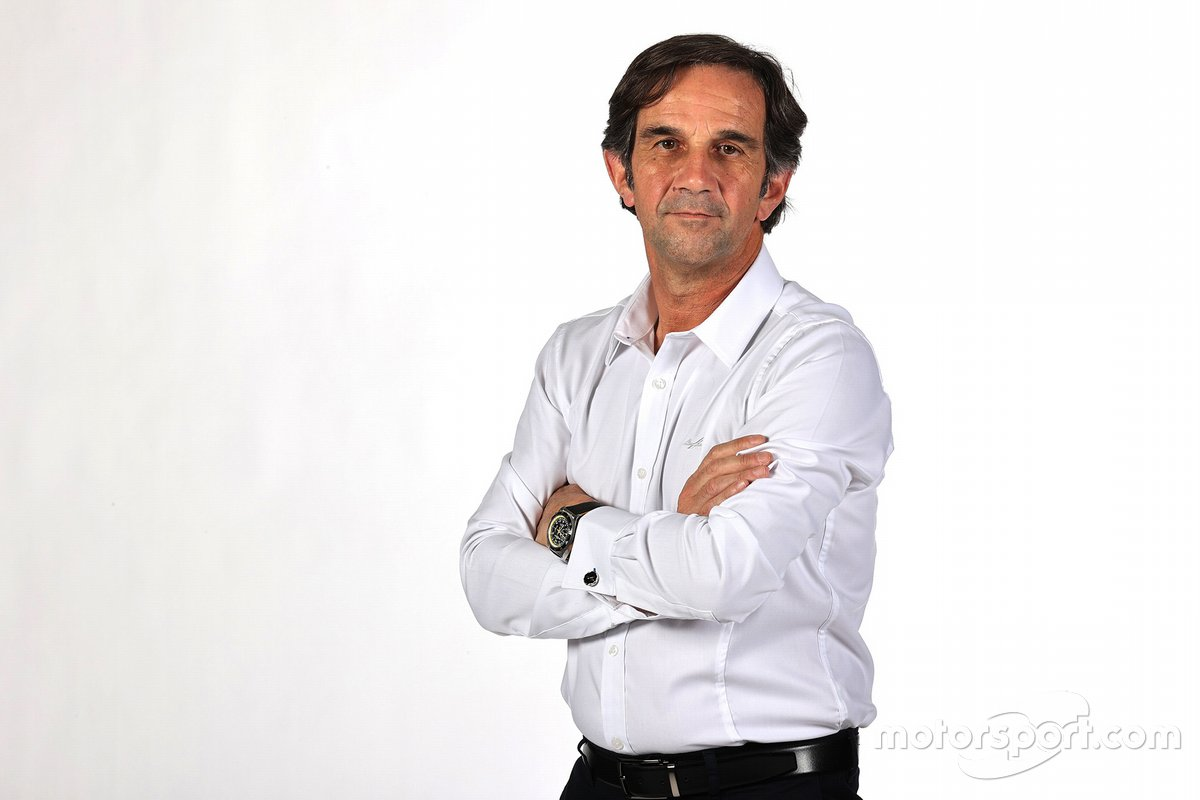 Davide Brivio, Alpine F1 Team Racing Director.