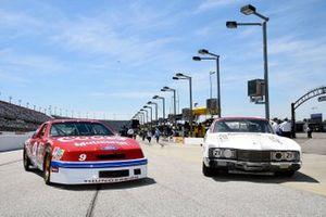 Historische NASCAR-Autos