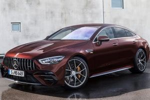 Mercedes-AMG GT Coupé4 restyling