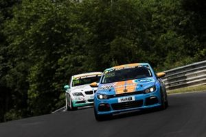 #500 Volkswagen Scirocco R: Timo Beuth, Timo Hochwind