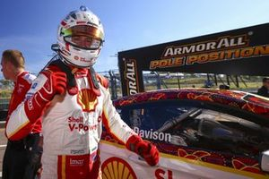 Polesitter Will Davison, Dick Johnson Racing