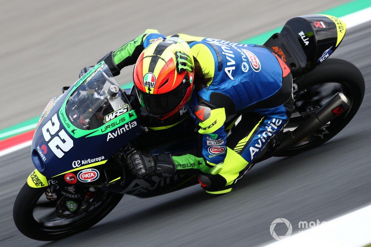 Elia Bartolini, Avintia Esponsorama Moto3