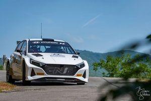 Jari Huttunen, Hyundai i20 N Rally2