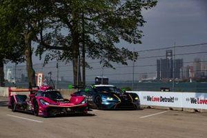 #60 Meyer Shank Racing w/Curb-Agajanian Acura DPi: Olivier Pla, Dane Cameron, #23 Heart of Racing Team Aston Martin Vantage GT3, GTD: Ross Gunn, Roman De Angelis