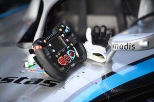 Steering wheel for the Mercedes Benz EQ, EQ Silver Arrow 02