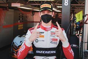 Polesitter #32 Team WRT Audi R8 LMS GT3: Charles Weerts