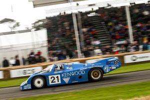 Mario Andretti, Porsche 956
