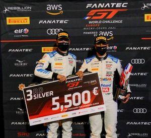 #7 TokSport Mercedes-AMG GT3: Oscar Tunjo, Juuso Puhakka