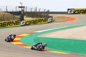 Jonas Folger, Bonovo MGM Racing, Christophe Ponsson, Gil Motor Sport - Yamaha