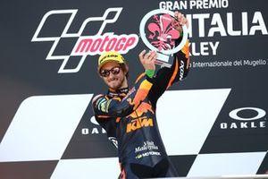 Le vainqueur Remy Gardner, Red Bull KTM Ajo