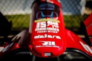 Santino Ferrucci, Rahal Letterman Lanigan Racing Honda pit equipment