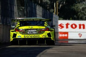 #12 VasserSullivan Lexus RC F GT3, GTD: Frankie Montecalvo, Townsend Bell