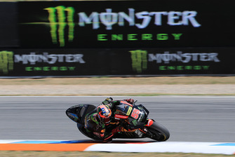 Hafizh Syahrin, Monster Yamaha Tech 3