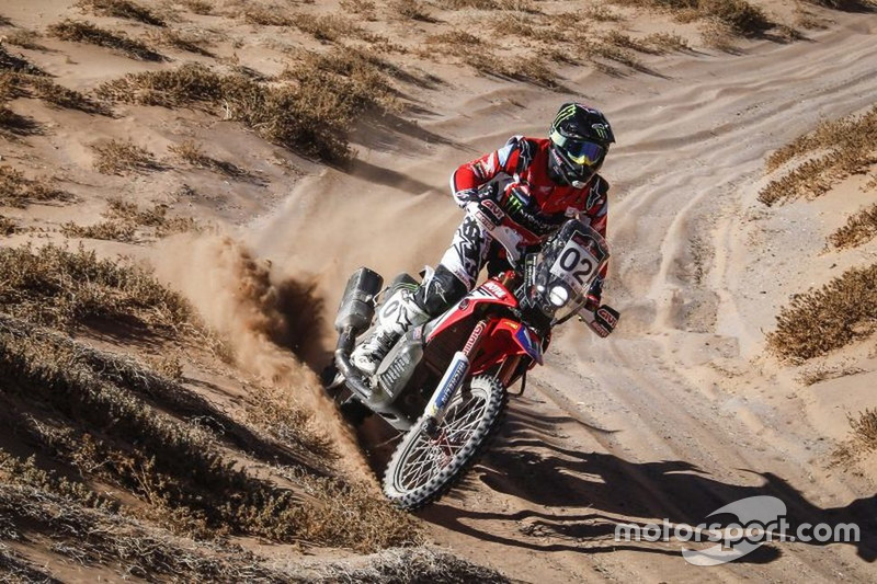 Kevin Benavides, Monster Energy Honda HRC