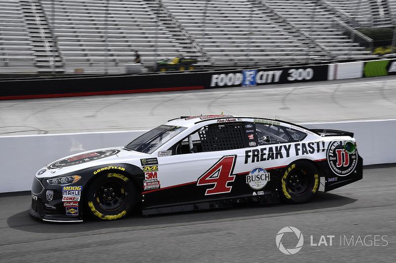 6. Kevin Harvick, Stewart-Haas Racing, Ford Fusion Jimmy John's