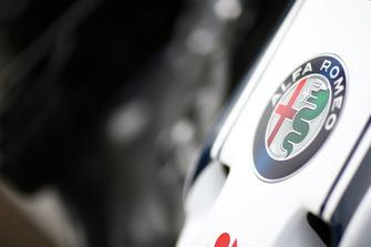 Sauber Alfa Romeo detail