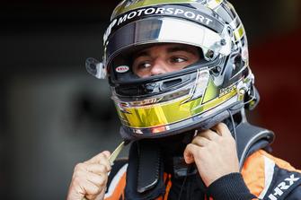 Dorian Boccolacci, MP Motorsport.