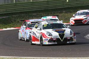 Luigi Ferrara, Alfa Romeo Giulietta TCR, 42 Racing SA