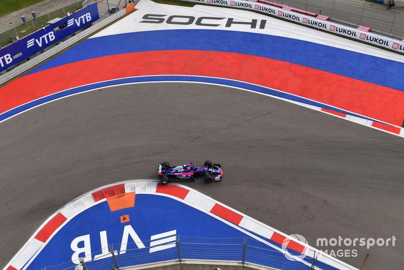 8. Pierre Gasly, Scuderia Toro Rosso STR13
