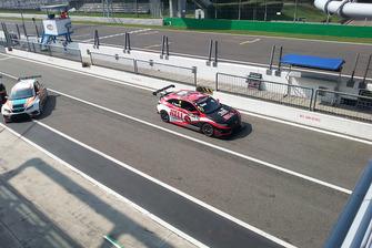 Attila Tassi, Honda Civic Type R FK7 TCR, Hell Energy Racing Team con KCMG