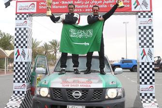 المتسابق السعودي فهد العبداللطيف