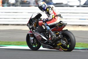 Khairul Idham Pawi, Idemitsu Honda Team Asia, dopo la caduta