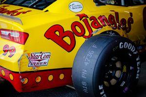 Derrike Cope, StarCom Racing, Chevrolet Camaro Bojangle's Darlington Stripe