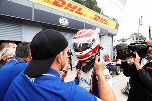 Race winner Pedro Piquet, Trident