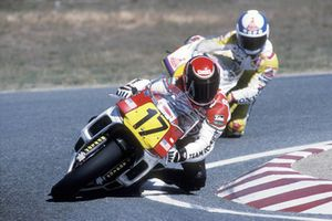 Wayne Rainey et Pierfrancesco Chili