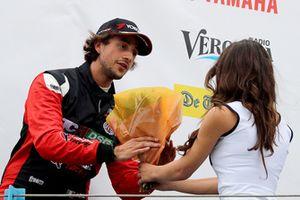 Podio: Giovanni Altoè, Pit Lane Competizioni Audi RS3 LMS TCR