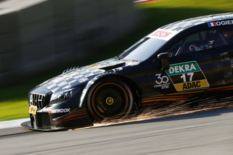 Sébastien Ogier, Mercedes-AMG Team HWA, Mercedes-AMG C63 DTM
