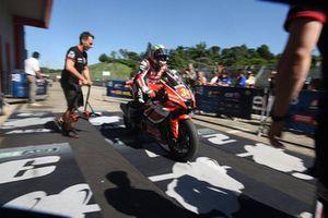 Kevin Manfredi, Team Rosso e Nero