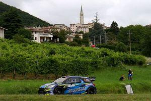 Simone Miele, Lisa Bollito, Citroen C3 WRC