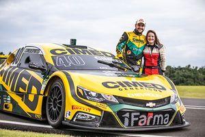 Felipe Fraga e Bruna Genoin