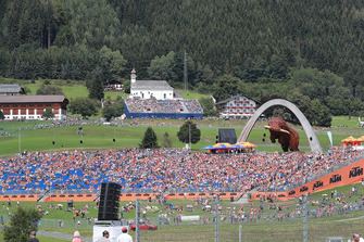 Fans am Red-Bull-Ring in Spielberg