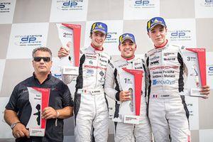 Podyum: Yarış galibi Ayhancan Güven, Porsche 911 GT3, Attempto Racing