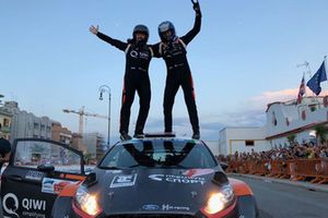 Алексей Лукьянюк и Алексей Арнаутов, Ford Fiesta R5, Russian Performance Motorsport