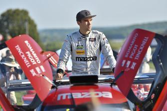 #55 Mazda Team Joest Mazda DPi, P - Harry Tincknell