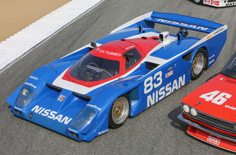 Classic Nissan GTP