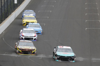 Chris Buescher, JTG Daugherty Racing, Chevrolet Camaro Bush's Beans cAustin Dillon, Richard Childress Racing, Chevrolet Camaro Dow MOLYKOTE