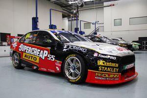 Chaz Mostert ve James Moffat, Tickford Racing