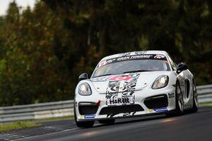 #981 Porsche Cayman GT4 CS: Michael Grassl, Christoph Breuer, Moritz Oberheim